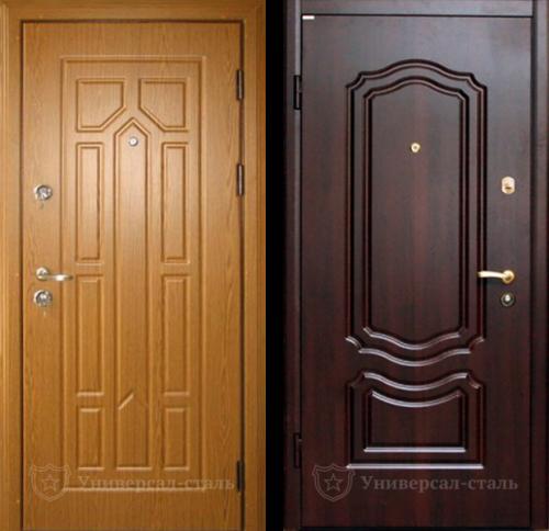 Входная дверь КВ87 — фото