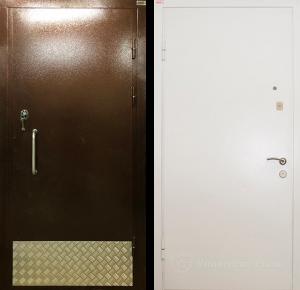 Фото Тамбурная дверь Т101