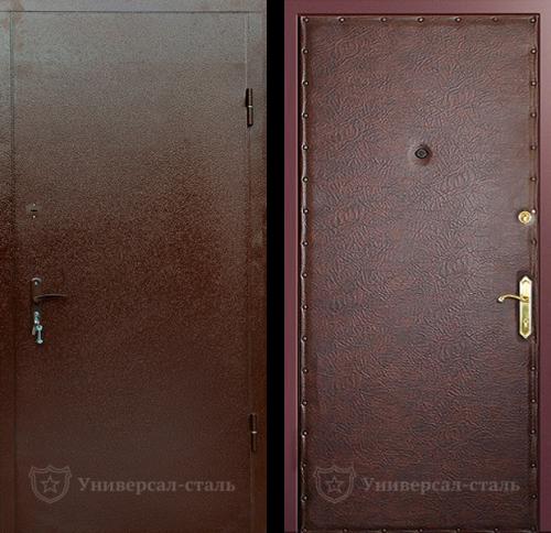 Тамбурная дверь Т17 — фото