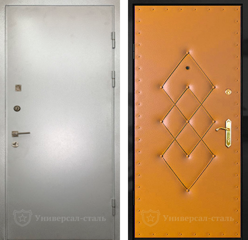 Тамбурная дверь Т21 — фото