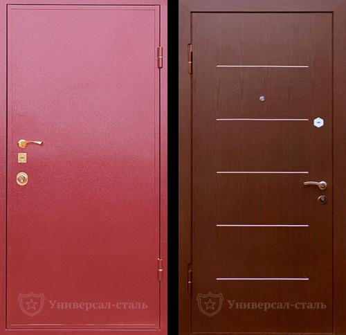 Тамбурная дверь Т54 — фото