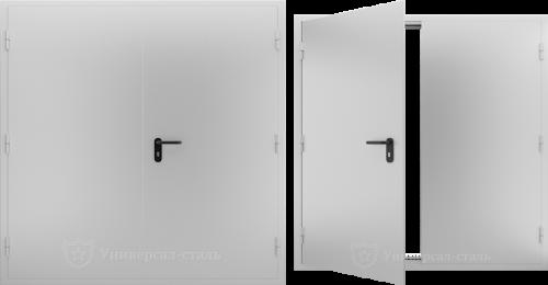 Техническая дверь ТД11 — фото