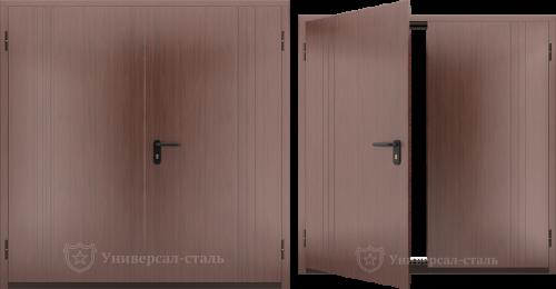 Техническая дверь ТД14 — фото