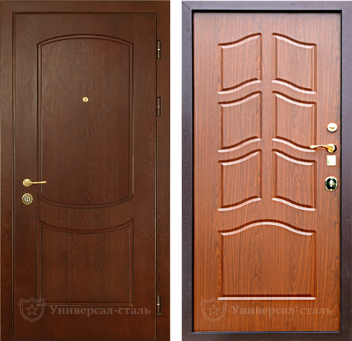 Входная дверь ТР25 — фото