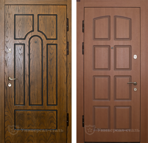 Входная дверь ТР64 — фото