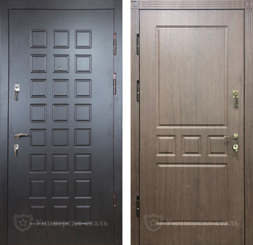 Входная дверь ТР76 — фото